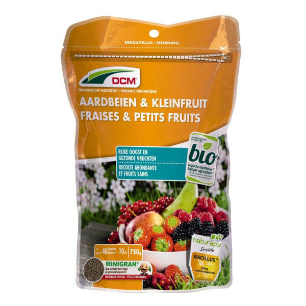 Morsink Dier & Hobby - DCM Aardbeien en kleinfruit.