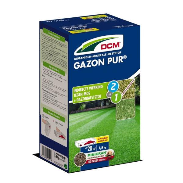Morsink Dier & Hobby - DCM Gazon Pur