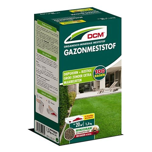 Morsink Dier & Hobby - DCM Gazonmeststof 1