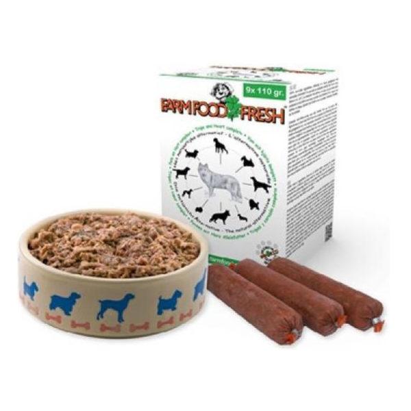 Morsink Dier & Hobby - Farmfood Pen Hart compleet 9 x110 gram