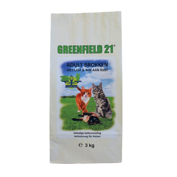 Morsink Dier & Hobby - Greenfield 21 adult