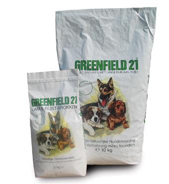 Morsink Dier & Hobby - Greenfield brok 3 en 10kg 1