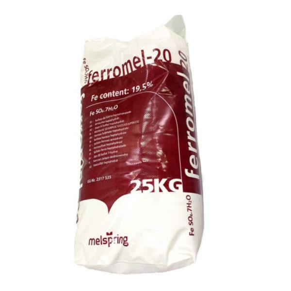 Morsink Dier & Hobby - Ijzersulfaat ferromel