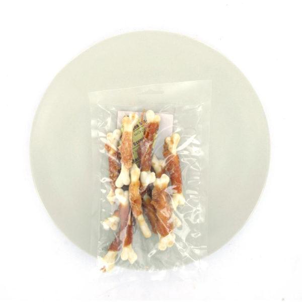 Morsink Dier & Hobby - Kip en calcium kluifjes 100