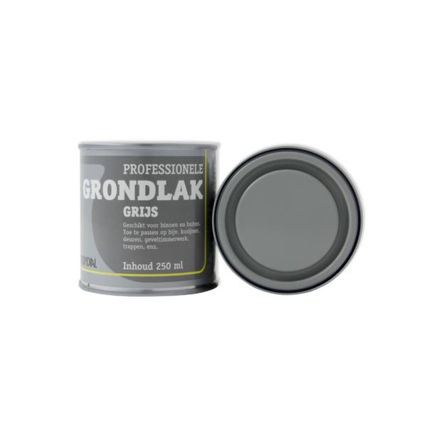 Morsink Dier & Hobby - MONDIAL GRONDLAK GRIJS 250ML