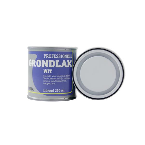 Morsink Dier & Hobby - MONDIAL GRONDLAK WIT 250ML