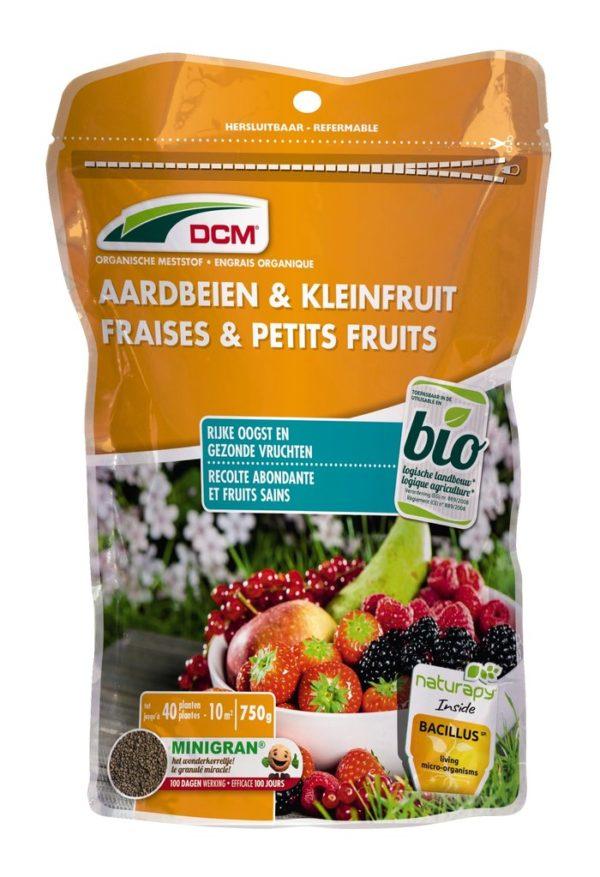 Morsink Dier & Hobby - Meststof Aardbeien  Kleinfruit 750g