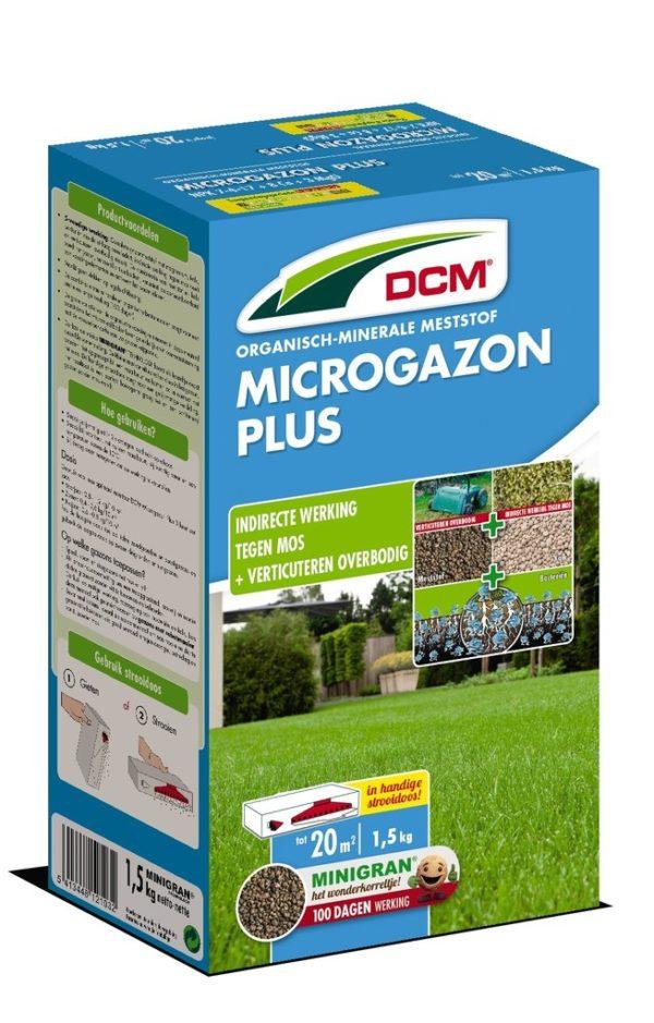 Morsink Dier & Hobby - Meststof MicrogazonPlus 15kg