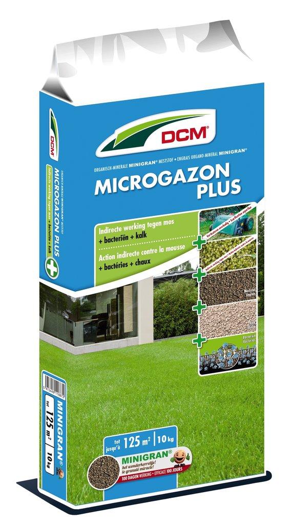 Morsink Dier & Hobby - Meststof Microgazon Plus 10kg