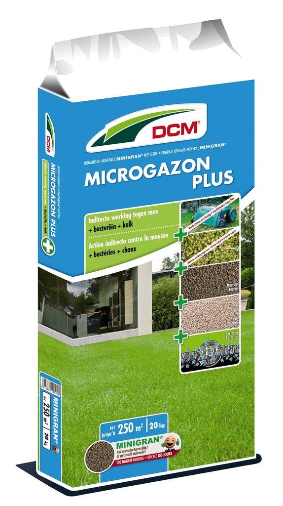 Morsink Dier & Hobby - Meststof Microgazon Plus 20kg