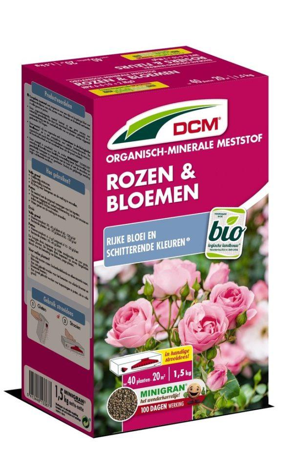 Morsink Dier & Hobby - Meststof Rozen  Bloemen 15 kg