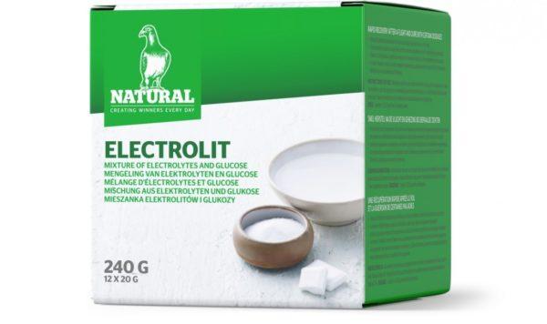 Morsink Dier & Hobby - Natural Electrolit 240gr
