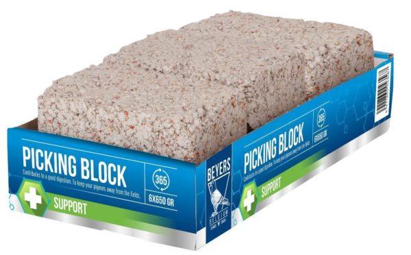 Morsink Dier & Hobby - Picking block
