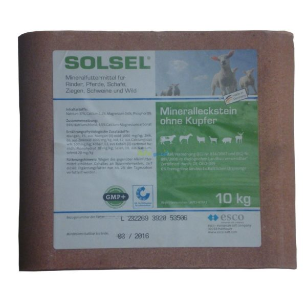 Morsink Dier & Hobby - Solsel 10kg