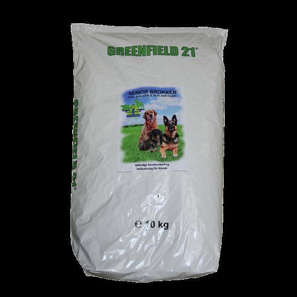 Morsink Dier & Hobby - greenfield 21 lam rijst senior 10 kg 001235 greenfield 21 lam rijst senior 10 kg greenfield 21 senior hondenbrokken is afgestemd jpg