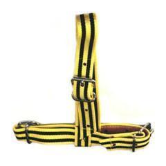 Morsink Dier & Hobby - keuringhalster geel