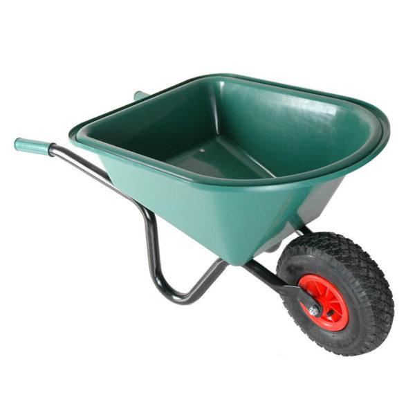 Morsink Dier & Hobby - kinderkruiwagen groen