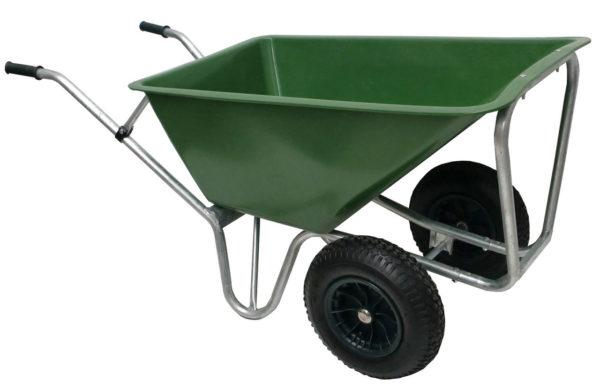 Morsink Dier & Hobby - kruiwagen 160lit 2 wiel