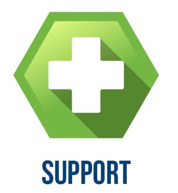 Morsink Dier & Hobby - support