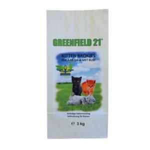 Greenfield kitten