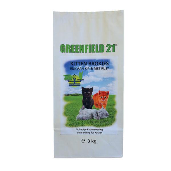 Morsink Dier & Hobby - Greenfield 21 kat kitten