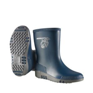 Dunlop kinderlaars blauw
