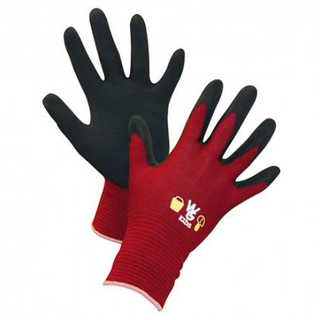 Morsink Dier & Hobby - Kinderhandschoen Keron rood 4 6 jaar