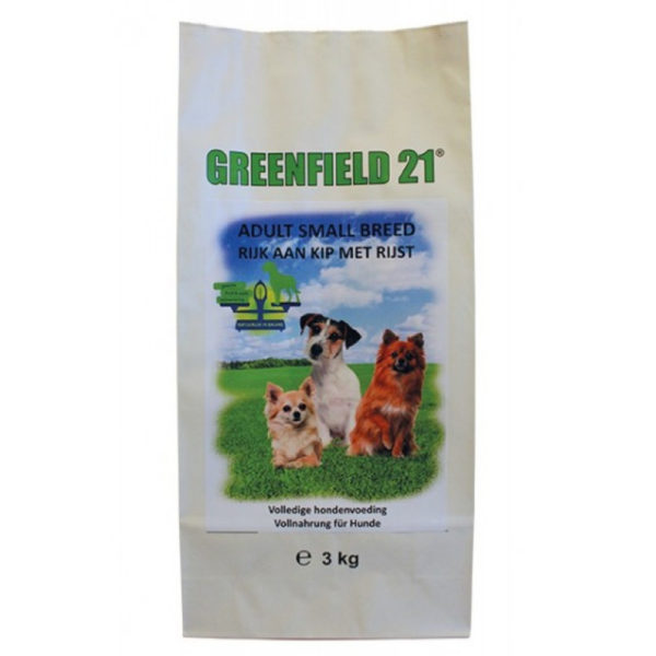 Morsink Dier & Hobby - Greenfield Adult small breed