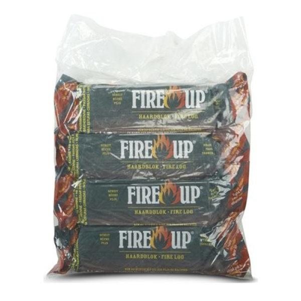 Morsink Dier & Hobby - Paraffine haardblok fire up