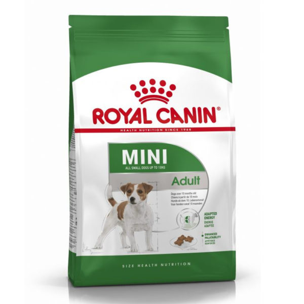 Morsink Dier & Hobby - Royal Canin mini adult