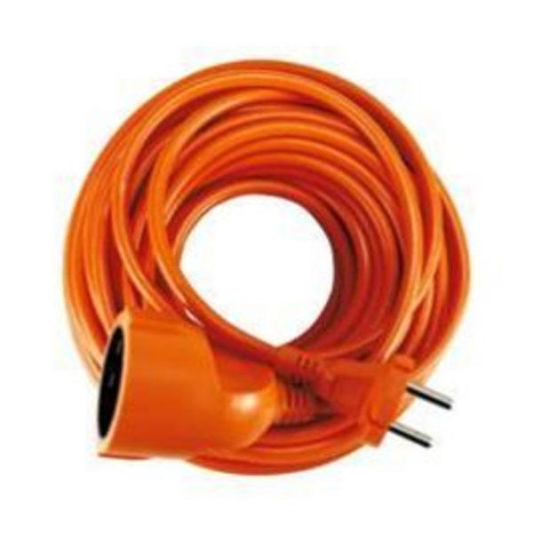 Morsink Dier & Hobby - Verlengsnoer 10 meter oranje