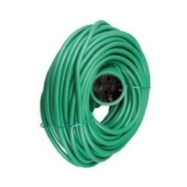 Morsink Dier & Hobby - Verlengsnoer 20 meter groen