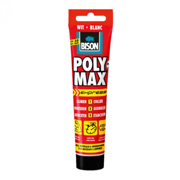 Morsink Dier & Hobby - Bison Polymax High Tack Express Wit
