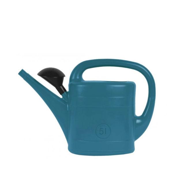 Morsink Dier & Hobby - Blauwe gieter 5 liter met broes