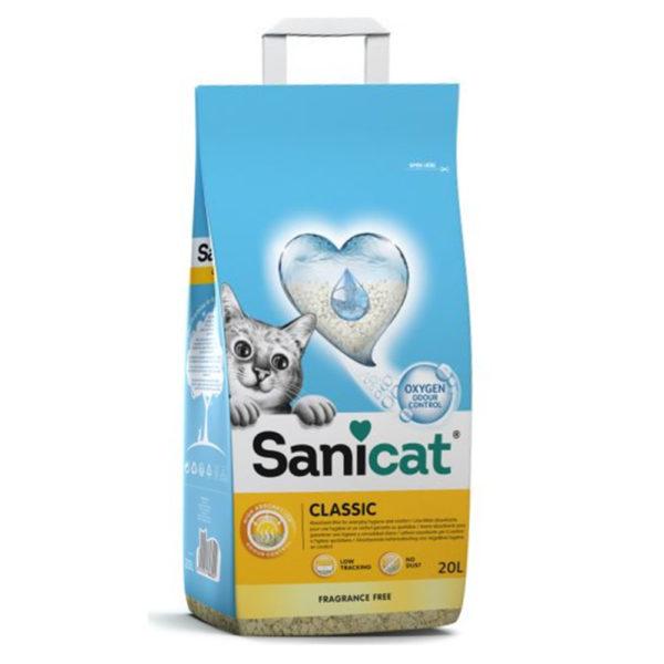 SANICAT CLASSIC UNSCENTED 20LITER 2