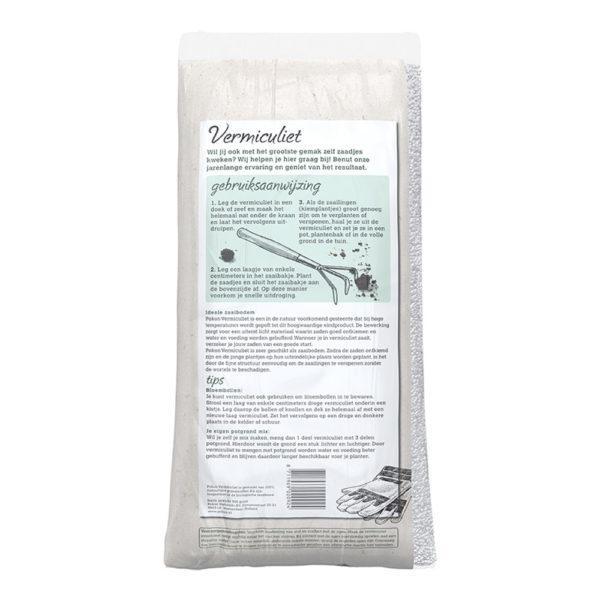 Morsink Dier & Hobby - Vermiculiet achterzijde