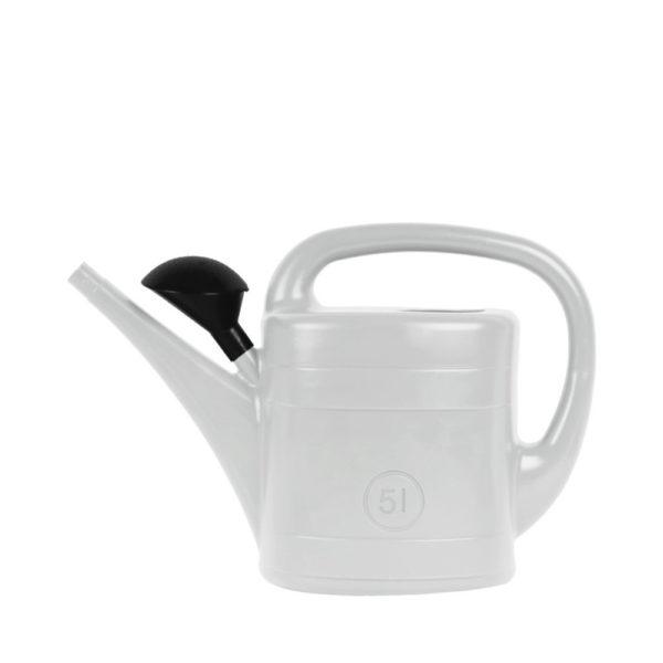 Morsink Dier & Hobby - Witte gieter 5 liter met broes