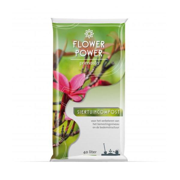 FLOWER POWER SIERTUINCOMPOST 40 LITER