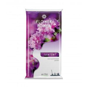 FLOWER POWER TUINTURF 40 LITER