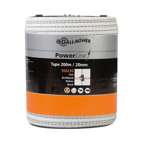 Gallagher Powerline Lint 20mm