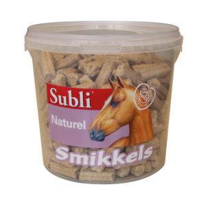 SUBLI SMIKKELS NATUREL 1.5KG